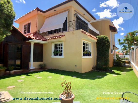 Casa En Venta En Isabel Villas Imponente Maravilla Id. 2726