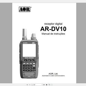Manual Em Português Do Rádio Receptor Digital Aor Ar-dv10
