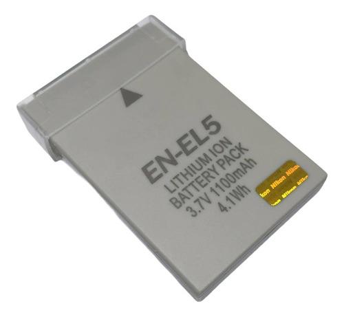 Bateria Battery Pack En-el5 Enel5 Para Nilon P500 P510 P520