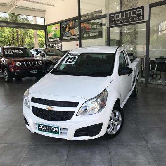 Chevrolet Montana 1.4 Mpfi Ls Cs 8v Flex 2p / Montana 2019