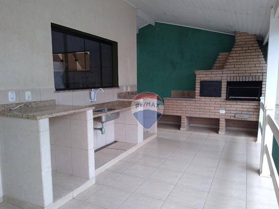 Casa Com 4 Dormitórios, 1 Suíte, À Venda, 240 M² Aruã Eco Park - Mogi Das Cruzes/sp - Ca0128