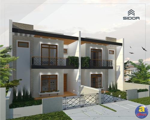 Imagem 1 de 3 de Sobrado - So00131 - 34053465