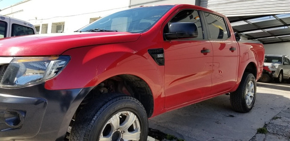 Ford Ranger 2.2 Cd 4x2 Xl Safety Tdci 125cv 2012