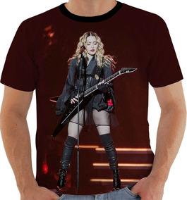 Camiseta Nw150 Madonna Cantora Compositora Dançarina Atrizcl