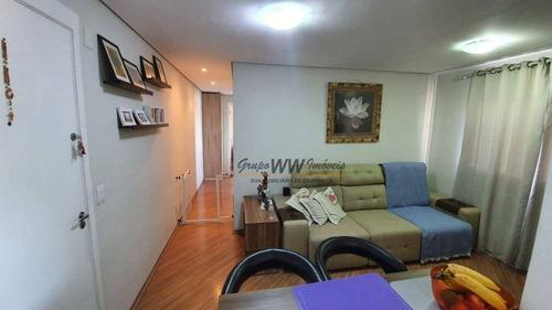 Imagem 1 de 15 de Apartamento À Venda, 45 M² Por R$ 277.000,00 - Jardim Modelo - São Paulo/sp - Ap3152