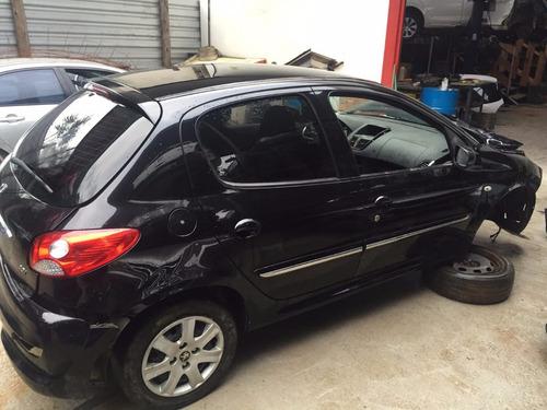 Sucata Peugeot 207 1.4 2013 (somente Em Peças)