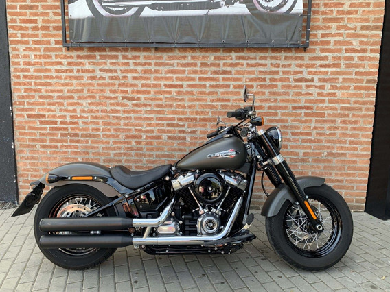 Harley Davidson Softail Slim 2018 Impecável
