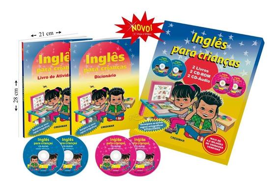 Livros Inglês Para Crianças 1º Ao 5º Anos