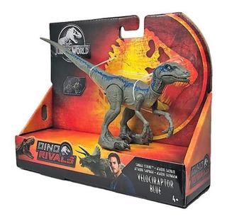 Jurassic World / Velociraptor Blue Original / Mattel