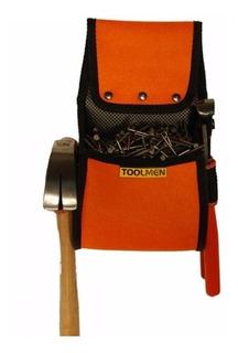 Clavera Simple 1 Bolsillo Porta Martillo/tenaza T31 Toolmen