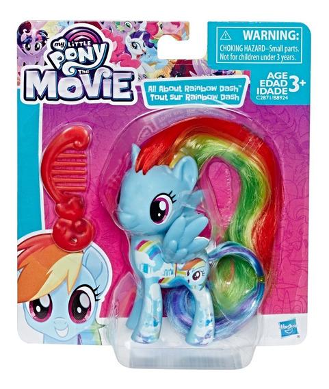 Figura Mi Pequeño Pony Hasbro B8924 The Movie 10 Cm Modelos
