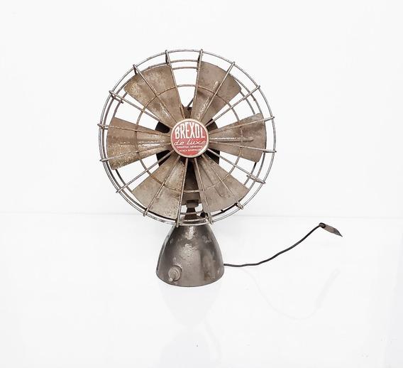 Ventilador Auto 12v Antiguo