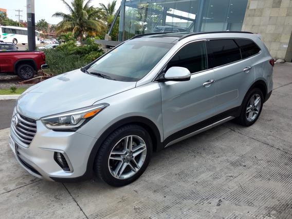 Hyundai Santa Fe 2018 6 Cil. 7 Pas.