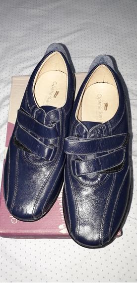 Sapato Opananken Azul - Conforto Total
