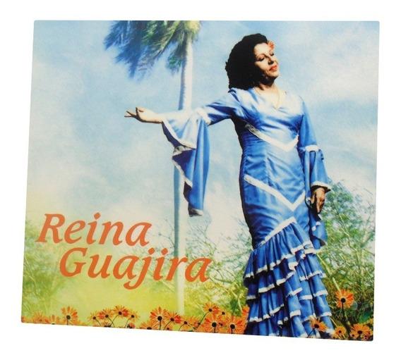 Cd Reina Guajira Musica Cubana Latina