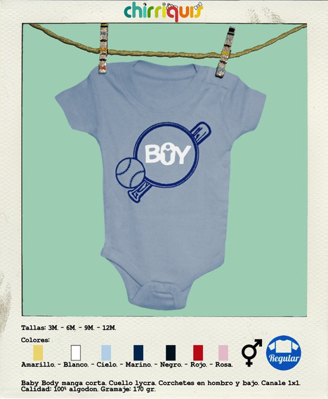 Baby Body - Pañalero - Cl03