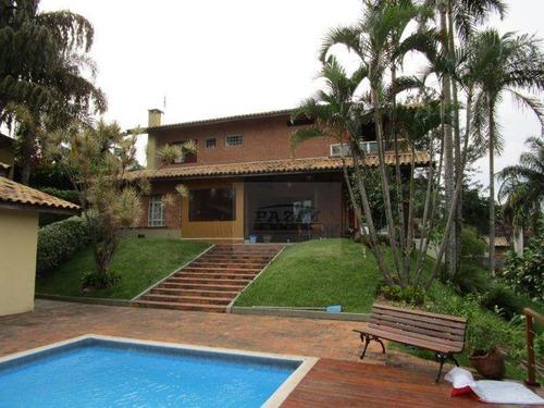 Imagem 1 de 30 de Casa Com 3 Dormitórios À Venda, 350 M² - Condomínio Vale Da Santa Fé - Vinhedo/sp - Ca3429