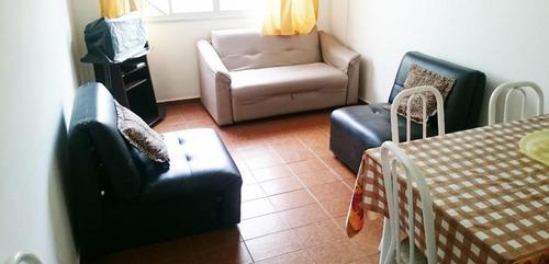 Apartamento Em Praia Do Morro, Guarapari/es De 45m² 1 Quartos À Venda Por R$ 190.000,00 - Ap199154