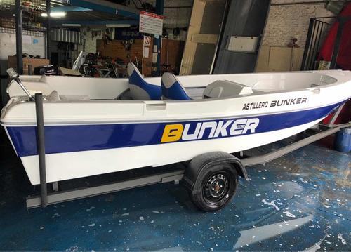 Bunker Fishing 550