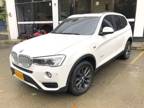 Bmw X3 3.0 Diesel, Impecable Modelo 2017