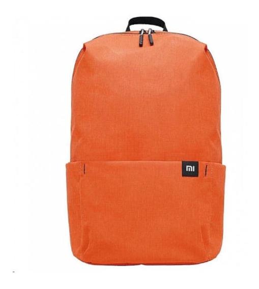 Mochila Xiaomi Backpack Mi Casual Daypack Naranja
