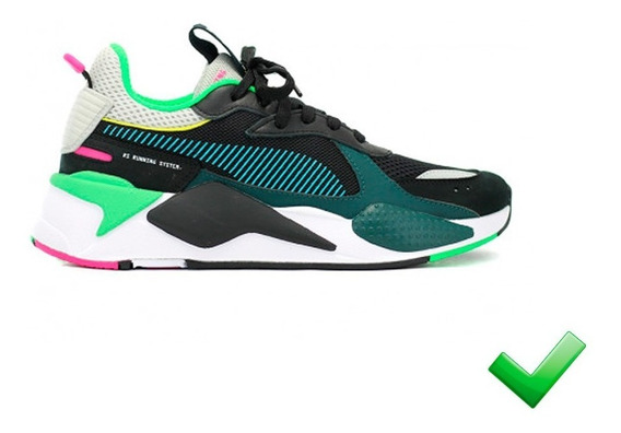 Tenis Zapatillas Rs-x Colores Moda 2019 Mujer -30% Oferta!
