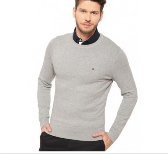 Sueter Casual Para Caballero Tommy Hilfiger Talla L 1,899$