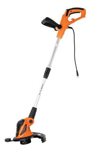 Imagen 1 de 3 de Desbrozadora de césped Truper DES-440T 450W color naranja y negro 127V con accesorios