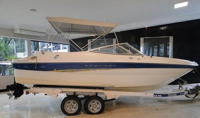 Lancha Bayliner 230 ( Ñ Focker Ñ Ventura )
