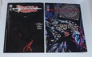 Hq Drácula Versus Zorro