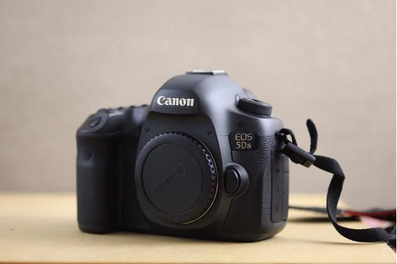 Baixei! Camera Canon 5ds 50 Mega Pixels Estado De Nova