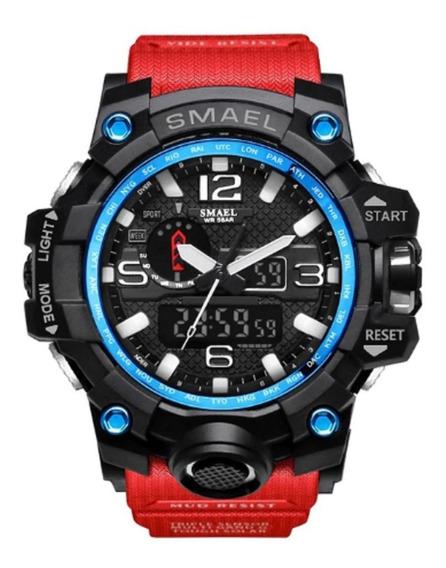 Relógio Smael Original Tático Militar Prova D