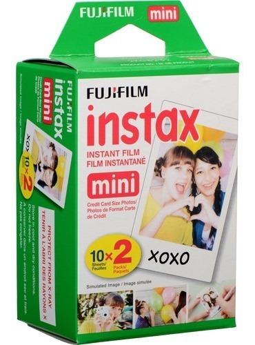 Instax Mini Film (x20 Impresiones)