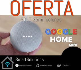 Google Home Mini, Con Google Assistant