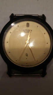 Reloj Citizen Watch Base De Metal