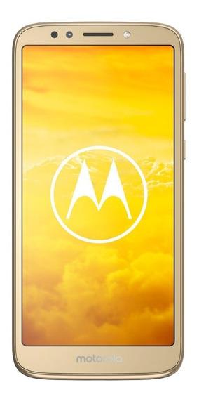 Celular Libre Motorola Moto E5 Play Gold