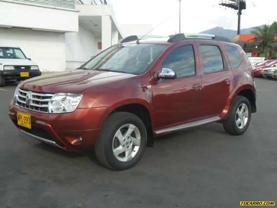 Renault Duster Dynamique Mt 2000cc Aa Ab Abs