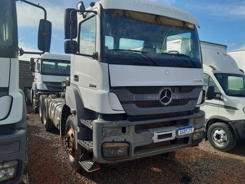 Imagem 1 de 15 de Mercedes Benz  Axor 3344