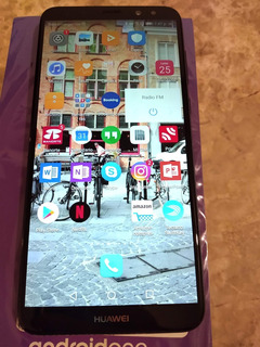 Huawei Mate 10 Lite Libre 4 Ram / 64 Gb