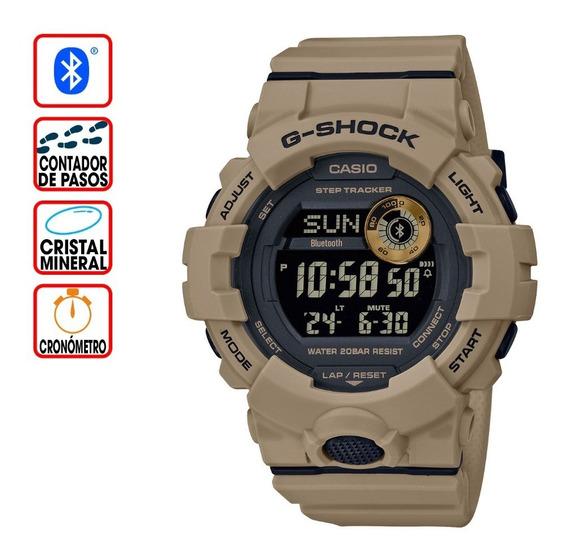 Reloj Casio G-shock Youth G-squad Gbd-800uc-5 Step Tracker