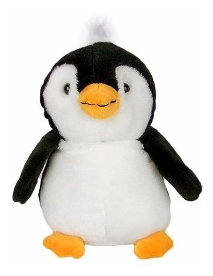 Pinguim De Pelúcia - Mini