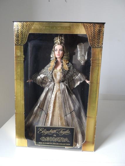 Barbie Collector Cleopatra Elizabeth Taylor