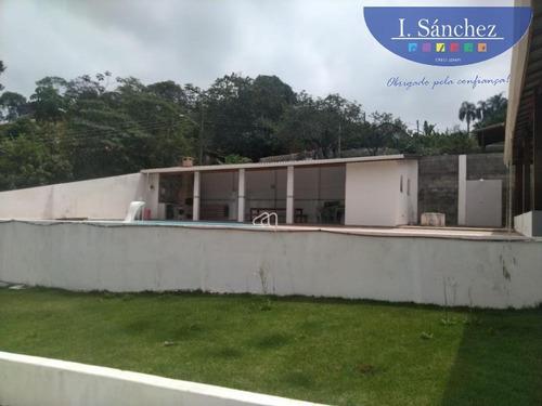 Chácara Para Venda Em Santa Isabel, Aralú, 3 Dormitórios, 3 Suítes, 6 Banheiros, 15 Vagas - 200305b_1-1372377