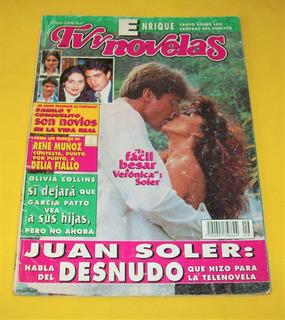 Veronica Castro Revista Tv Y Novelas Pedro Infante Lucero
