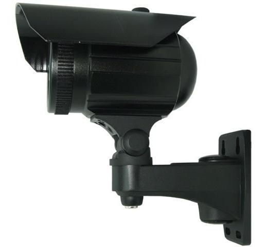 Camara Vigilancia Nisuta Infrarrojo 600tvl Ccd Sony Exterior