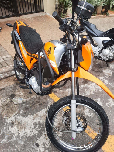 Imagem 1 de 4 de Honda  Nxr Bross 160