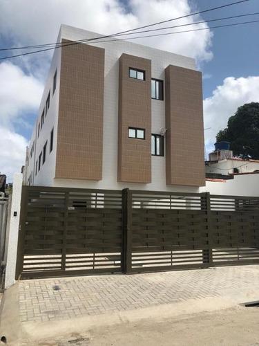 Apartamento À Venda, 30 M² Por R$ 120.000,00 - Jardim Cidade Universitária - João Pessoa/pb - Ap0179