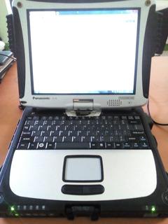 Laptop Panasonic Toughbook Cf-19 I5 2.6ghz 8gb Ram 128 Ssd