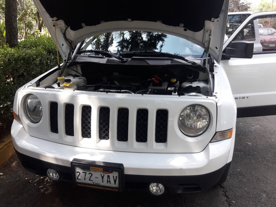 Jeep Patriot Base Aa Abs Ba 4x2 Cvt 2011