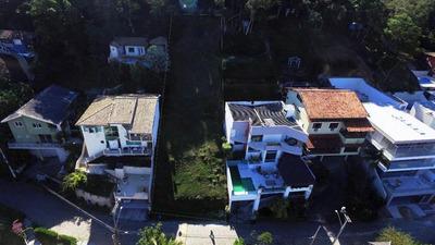 Terreno Em Piratininga, Niterói/rj De 0m² À Venda Por R$ 350.000,00 - Te251026